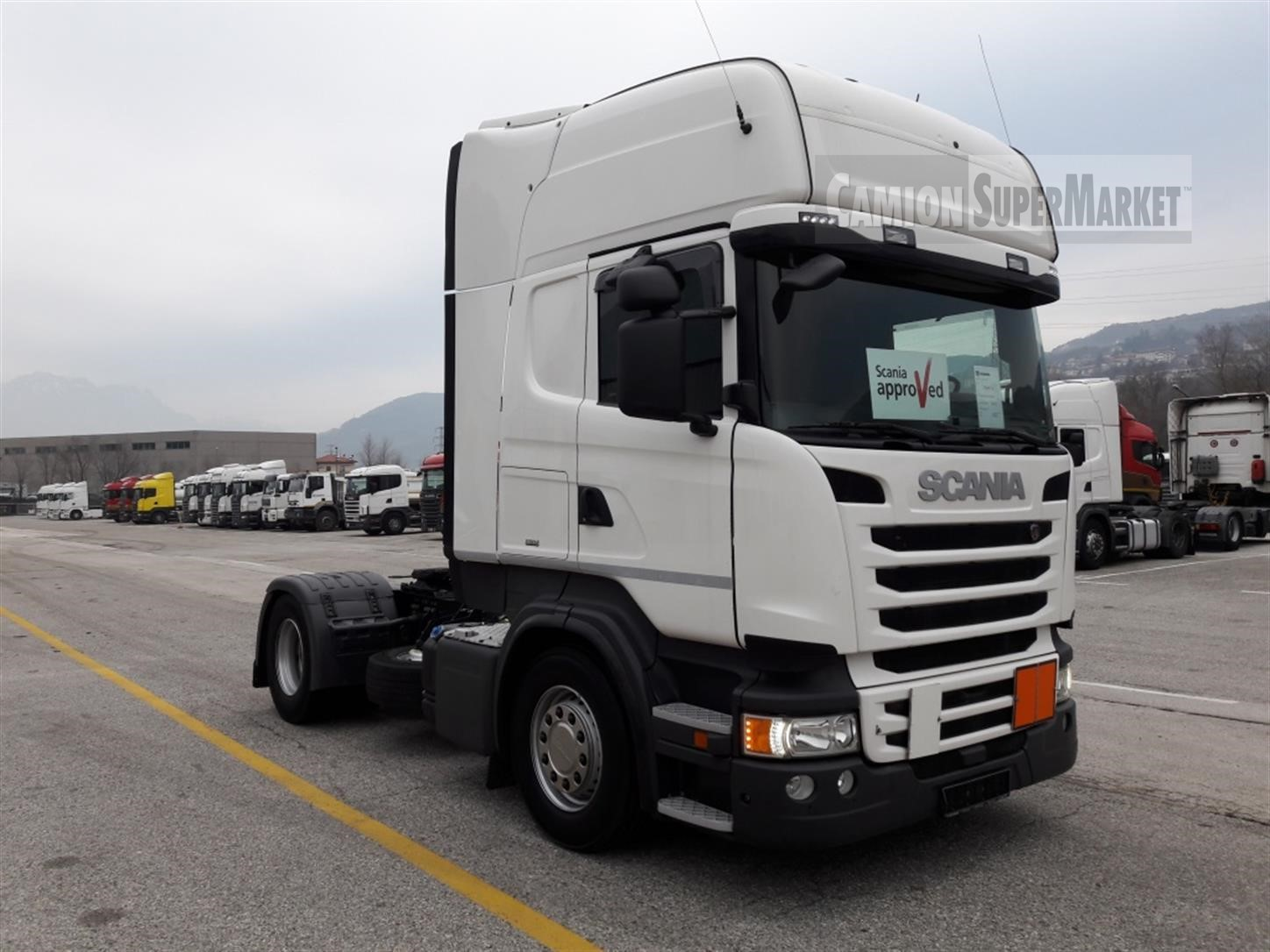Scania R450 used