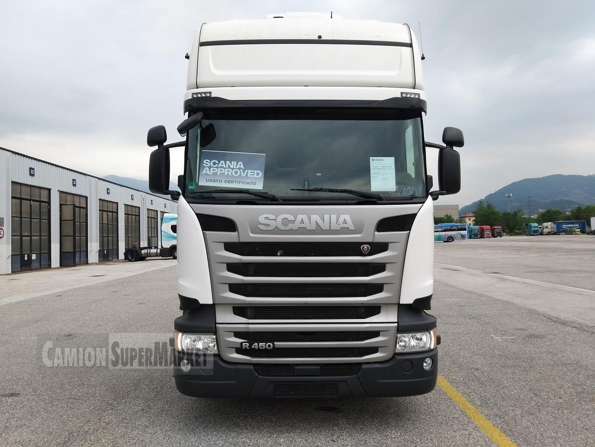 Scania R450 Usato 2015