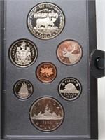 1985 CANADIAN PROOF SET
