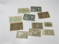 TRAY: ASST. FOREIGN CURRENCY