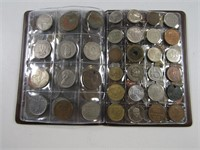 3 COINS OF THE WORLD MINI BOOKLETS W/COINS