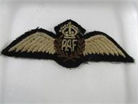 """RAF 4.5"""" FELT PATCH"""