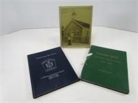 3 OWEN SOUND & GREY COUNTY BOOKS