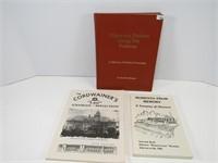 HANOVER, WALKERTON & NICHOL HISTORY BOOKS