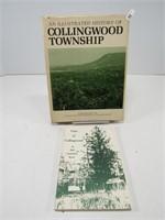2 COLLINGWOOD HISTORY BOOKS