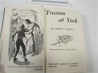 TREASON AT YORK, JOHN HAYES