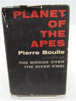 PLANET OF THE APES, PIERRE BOULLE