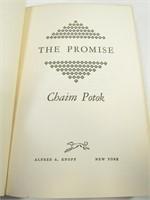 THE PROMISE, CHAIM POTOK