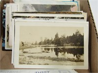 FLAT: QTY. REAL PHOTO & OTHER POSTCARDS