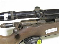 MOSSBERG & SONS MODEL 140K 22 S-LR RIFLE