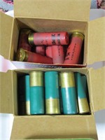 APPROX. 40 2 3/4 12 GA SHOT SHELLS