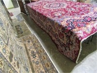 PERSIAN HAND KNOTTED AREA RUG