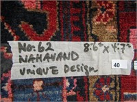 NAHABAND PERSIAN AREA RUG