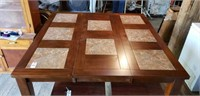 Tile-Top Tavern Table