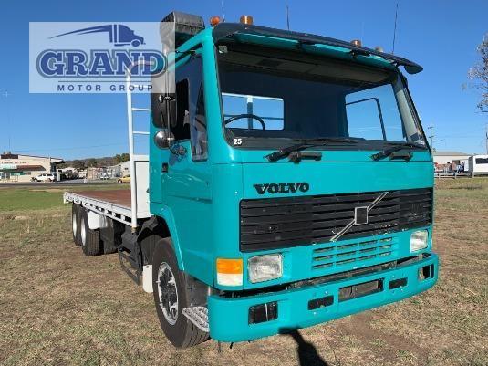 1990 Volvo FL7 Grand Motor Group - Trucks for Sale