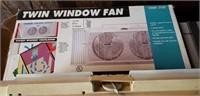 Holmes Twin Window Fan