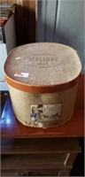 Mallory Hat Box