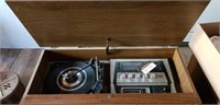 Ward Airline Console Stereo