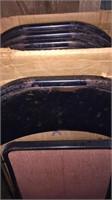 4 Hampden Folding Chairs