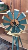 Small Metal Windmill