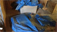 Ford 4000 Comfort Tractor Cab Cover- As is