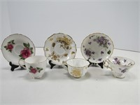 TRAY: PARAGON & OTHER CUPS & SAUCERS