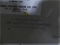 WALTER PRANKE WINTER RIVER O/B