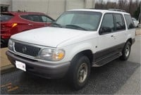 '97 Mercury Mountaineer 21K miles to sell at 6PM