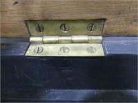 ANTIQUE PINE LIFT TOP BOX