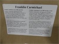 "F. CARMICHAEL ""UPPER OTTAWA"" LE PRINT"