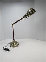 CONTEMPORARY ADJ. DESK LAMP