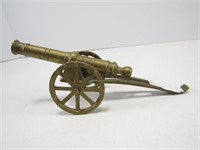 """9"""" BRASS CANNON"""