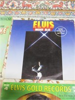 ELVIS & TOMMY ROE RECORDS