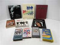 BOX: ASS'T BEATLES BOOKS ETC.