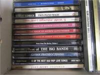 BOX: ASS'T CD'S