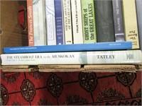 BOX: GREAT LAKES BOOK