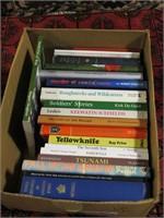 BOX: WAR & OTHER BOOKS