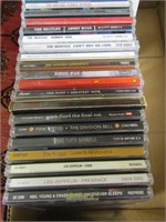 BOX: ROCK & ROLL CD'S
