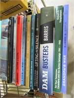 BOX: ASS'T WAR BOOKS