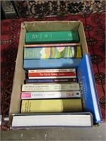 BOX: FISH BOOKS