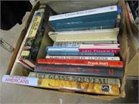 BOX: ASS'T REFERENCE BOOKS