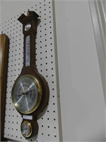 WEST GERMANY BAROMETER/THERMOMETER