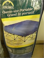 ESCORT QUEEN SIZE PORTABLE AIR BED