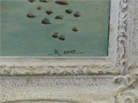 R. HART WATER O/B & M. FERNS TRAIL O/B