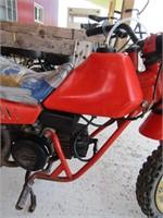 1984 HONDA 50 MINI MOTO