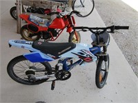 HYPER YOUTH DIRT BIKE BICYCLE