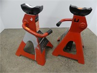 PAIR OF 2 TON JACK STANDS
