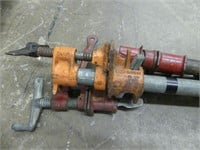 BUNDLE OF 3 PIPE CLAMPS