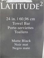 "24"" TOWEL BAR"