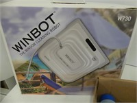 WINBOT WINDOW CLEANING ROBOT W/ACCESS.